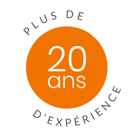 20ans experience