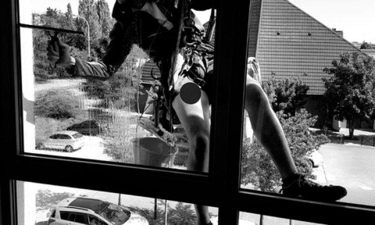 Entreprise lavage de vitres Lyon